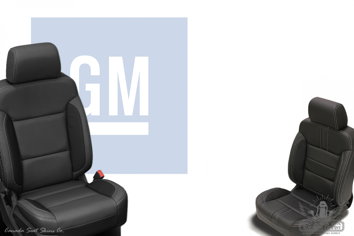 GM Leather Seat Package Promotiions