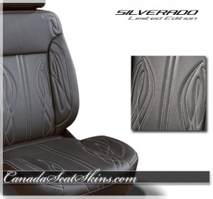 New Silverado Limited Edition Leather Seats