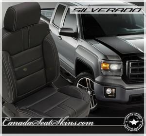 Silverado Limited Edition Katzkin Leather Seats