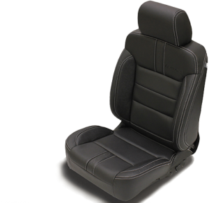 Silverado Katzkin Leather Seats