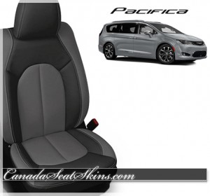 2017 Chrysler Pacifica Custom Leather Seats