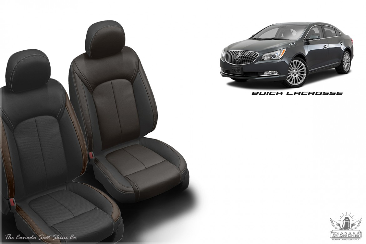 2014 - 2016 Buick Lacrosse Leather Interior Sales Sheet