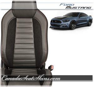 2015-2017 TMI Sport R Mustang Seats